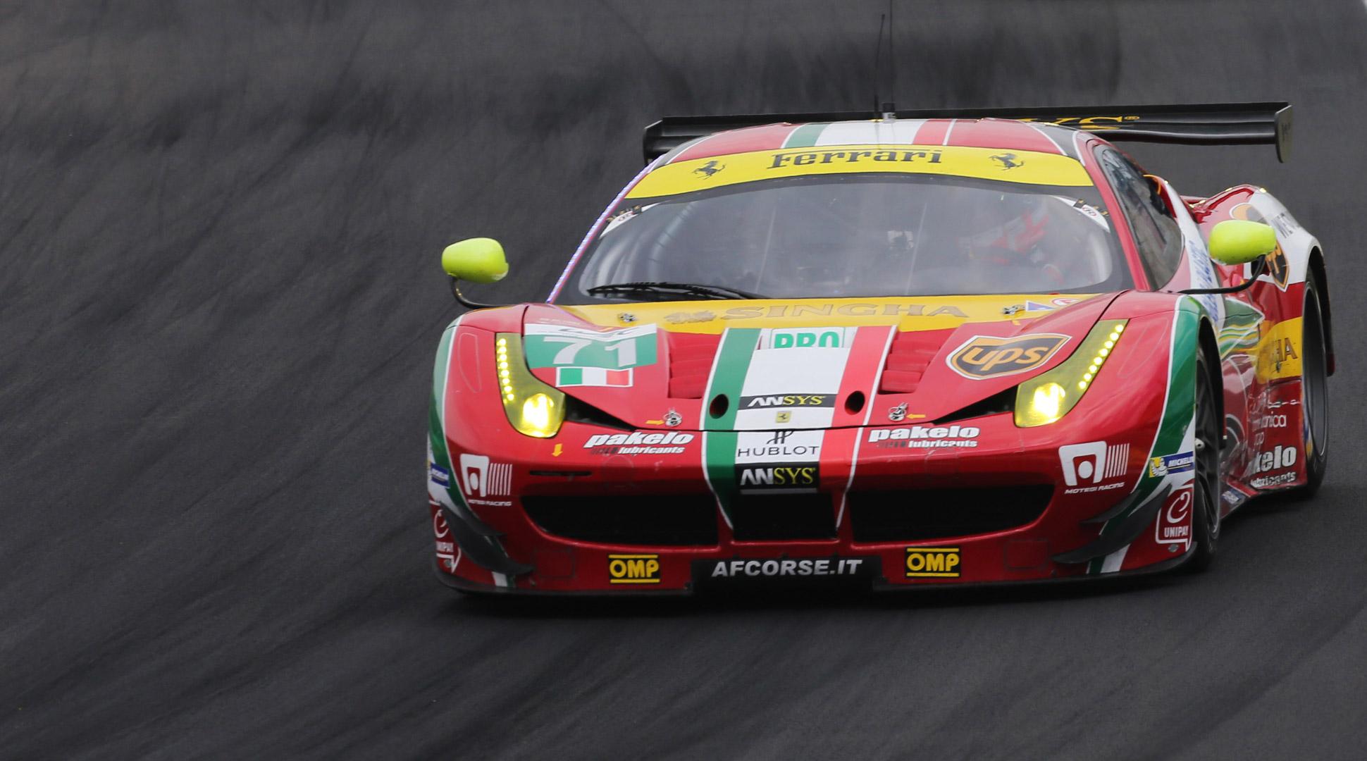 WEC, OMP & Ferrari