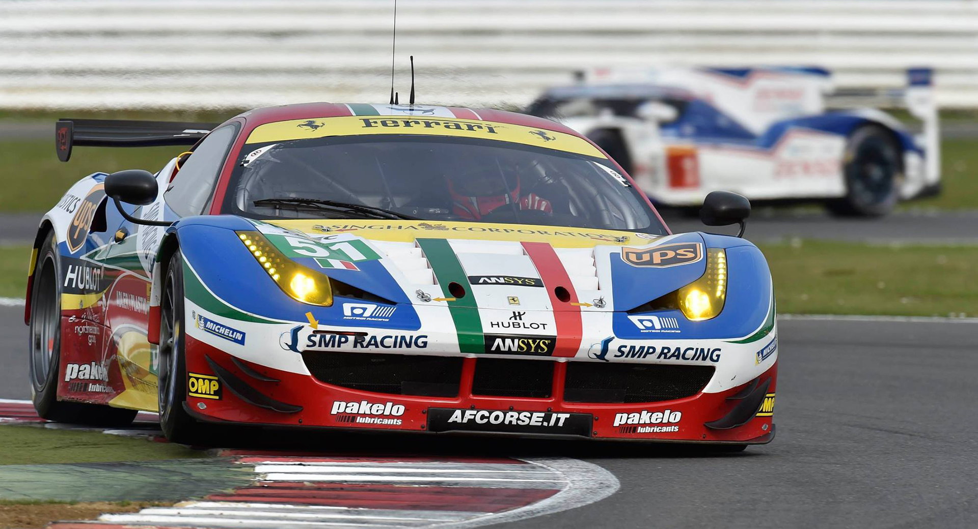 AF Corse & SMP Racing