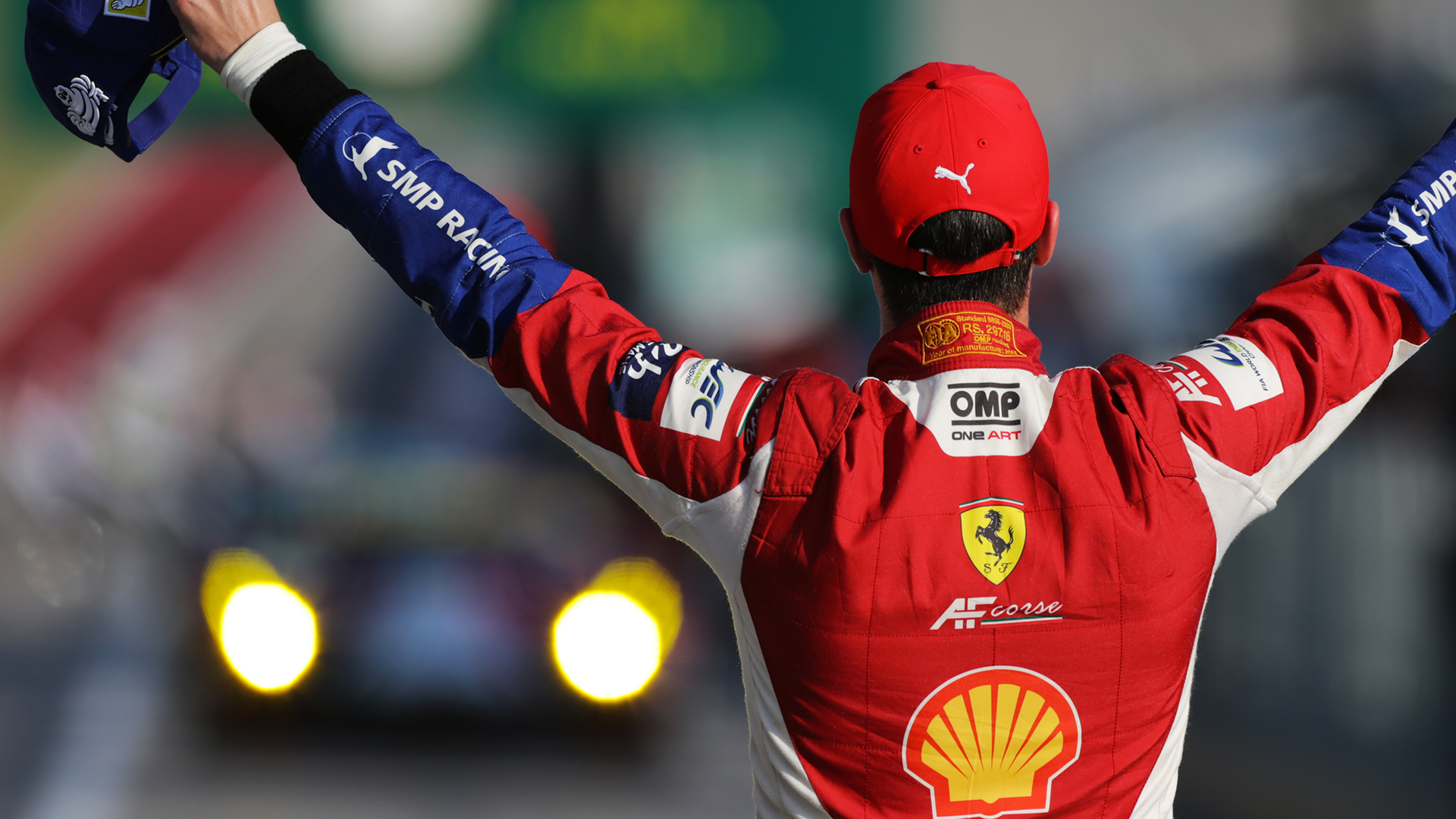 WEC: Ferrari/AF Corse