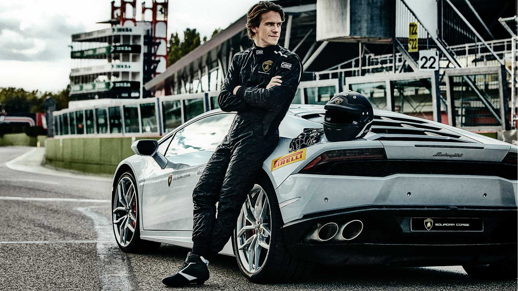 Lamborghini OMP