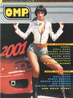 2001 Catalogue