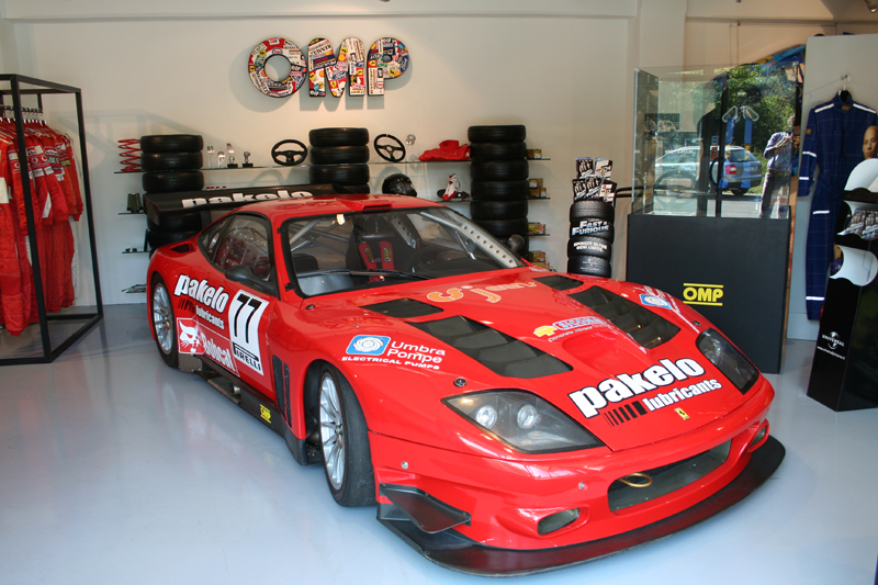 Ferrari F575 GTC3