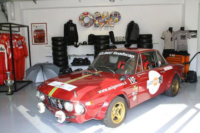 Lancia Fulvia Coupe HF 1.3