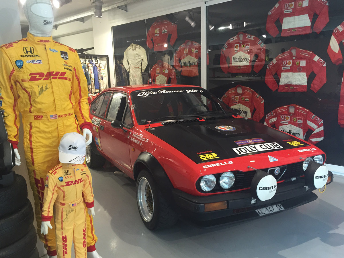 Alfa Romeo Alfetta GTV 6 anno 1981
