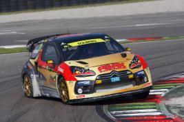 Petter Solberg, the world FIA RX 2014 Champion