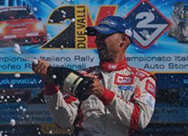 BRC chiude un'ottima stagione nel Campionato Italiano Rally 2014!