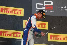 Doppio podio in GP3