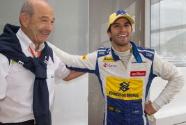 Nasr comes back and gets points