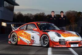 OMP is proud of the words said by Jon Minshaws, english driver running in the british GT championship!