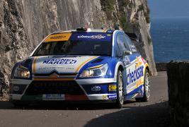 WRC ITALIA, IL PEDE…DOMINA!!