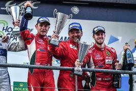 Happy Spa for AF Corse