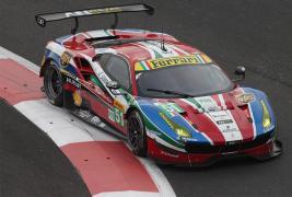 Doppio podio Wec per le Ferrari