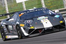 Lamborghini Blancpain Super Trofeo!