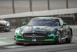 Team Black Falcon dominates the 2015 edition of the Hankook 24H Dubai!