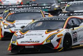 Lamborghini Blancpain Super Trofeo!!
