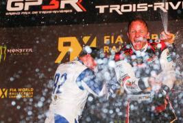 OMP dominates in FIA WORLD RX!!