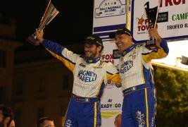 LUCA PEDERSOLI E MATTEO ROMANO VINCONO IL CAMPIONATO ITALIANO WRC!
