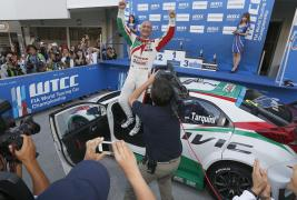 WTCC  vittoria in casa per la Honda di Tarquini!!
