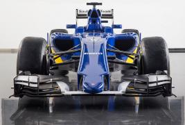 Sauber F1 Team presents the Sauber C34-Ferrari!