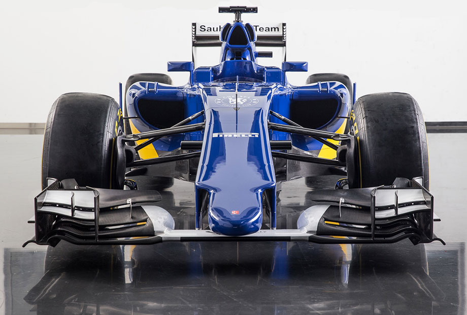 Sauber F1 Team presents the Sauber C34-Ferrari!