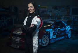 Kollevold and OMP will be Molly Pettit's partner for the coming season 2015!