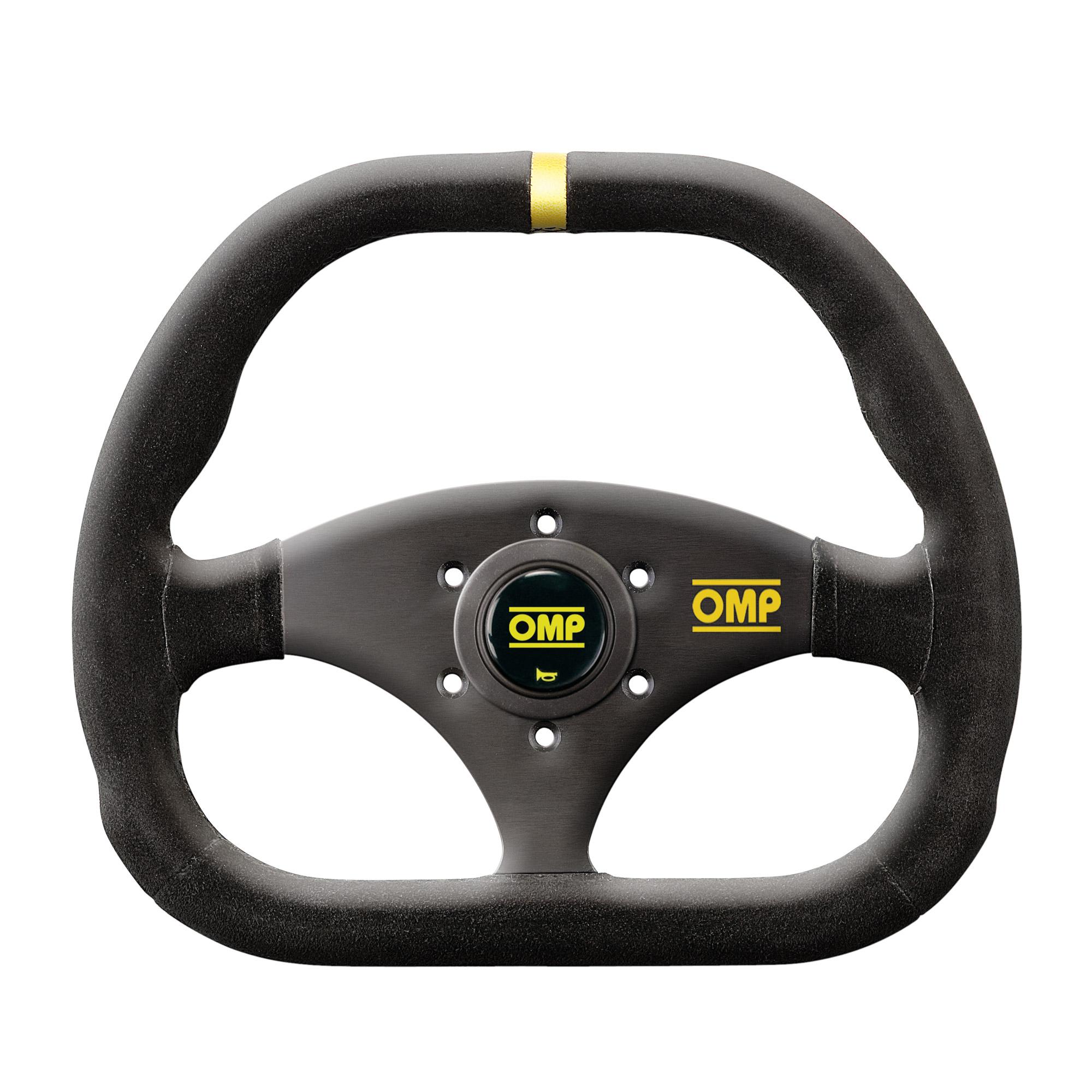 steering wheel omp racing