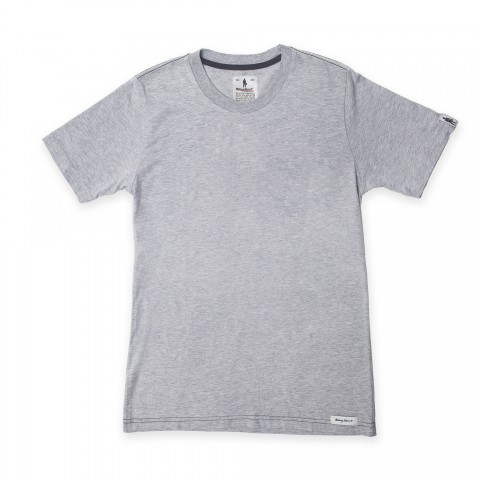 Essential Heather Gray Tee