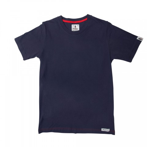 Essential Navy Blue Tee