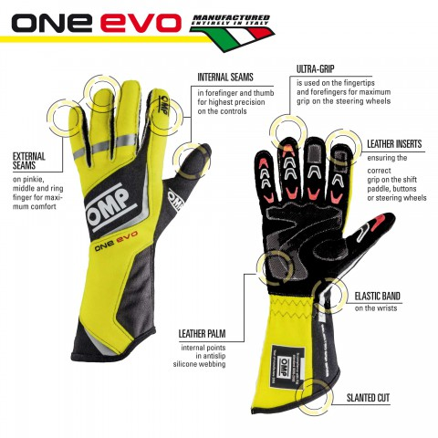 ONE EVO GLOVES