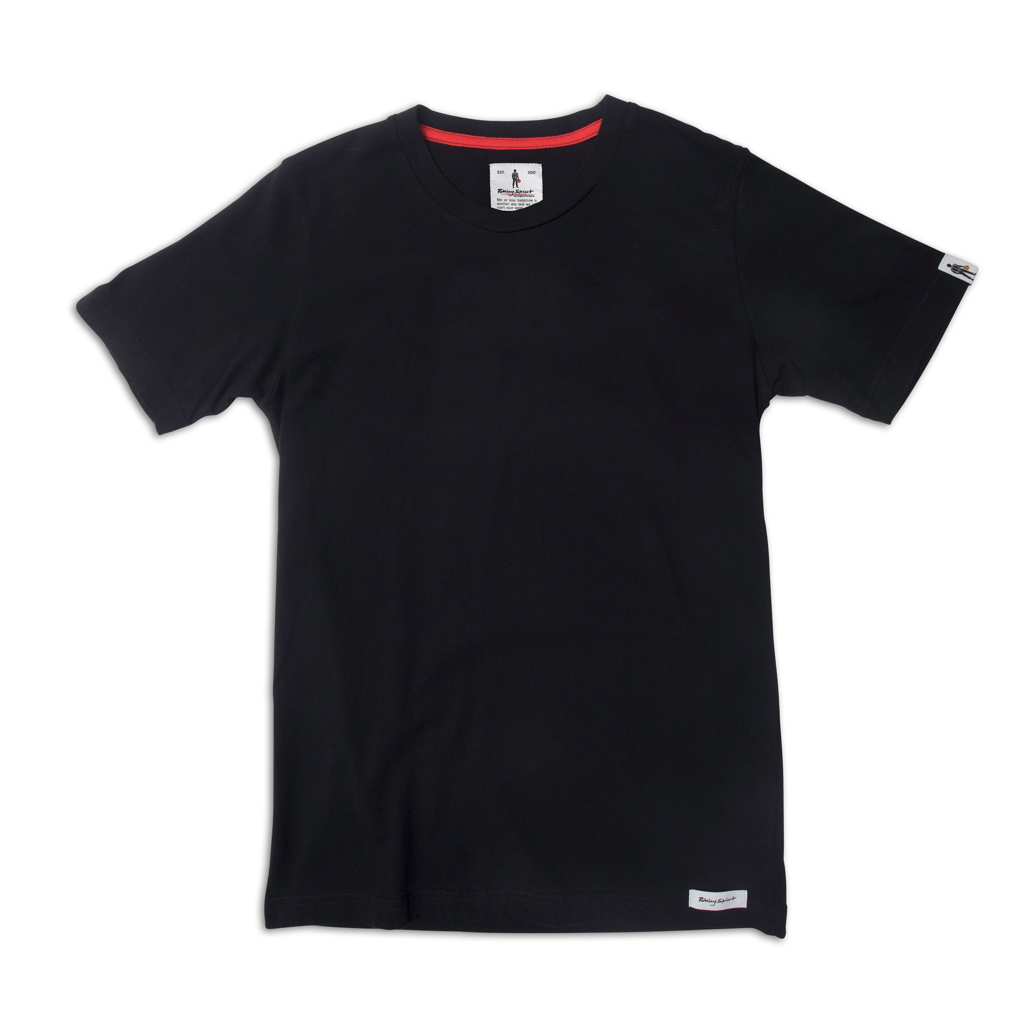 Essential Black Tee