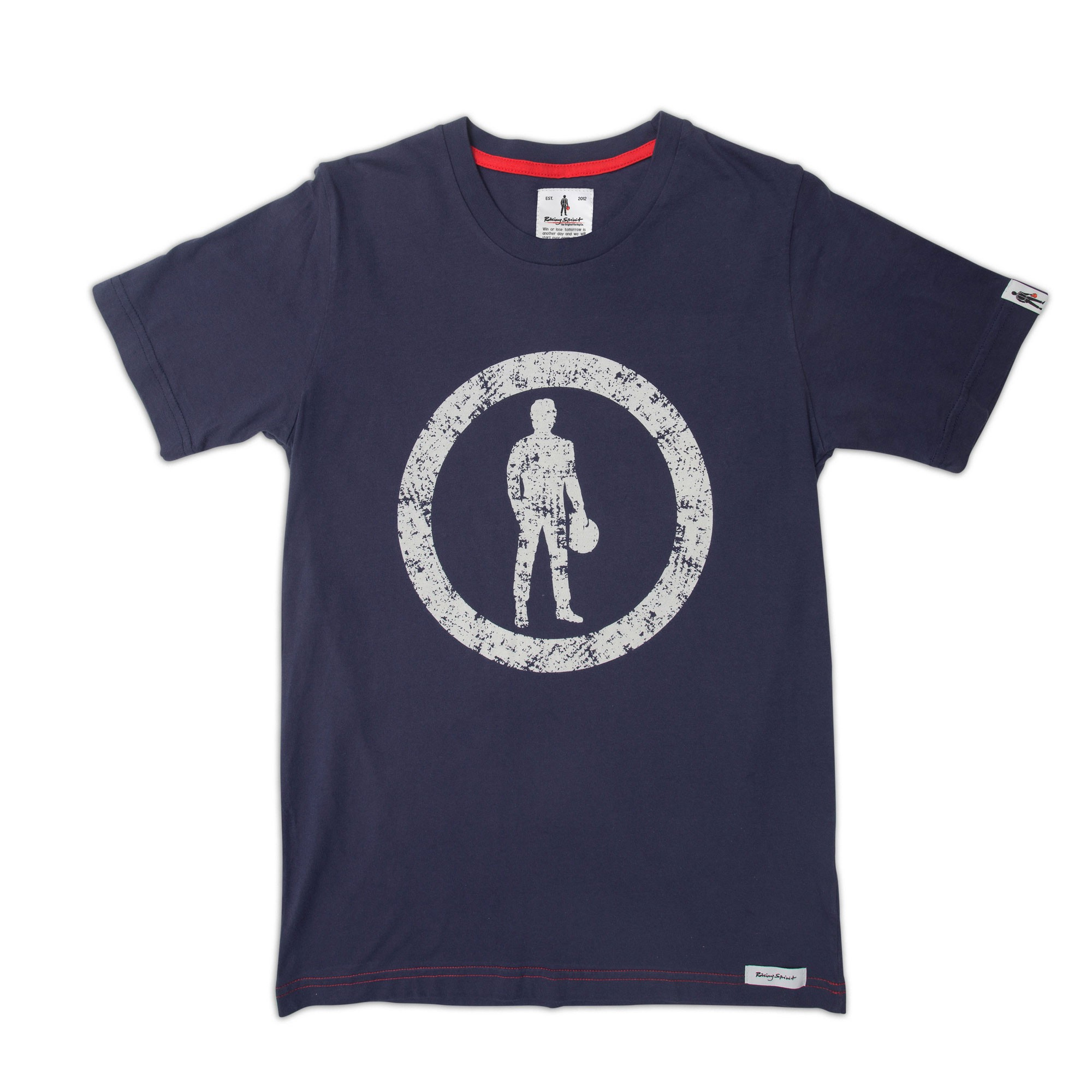 Icon in Circle Tee