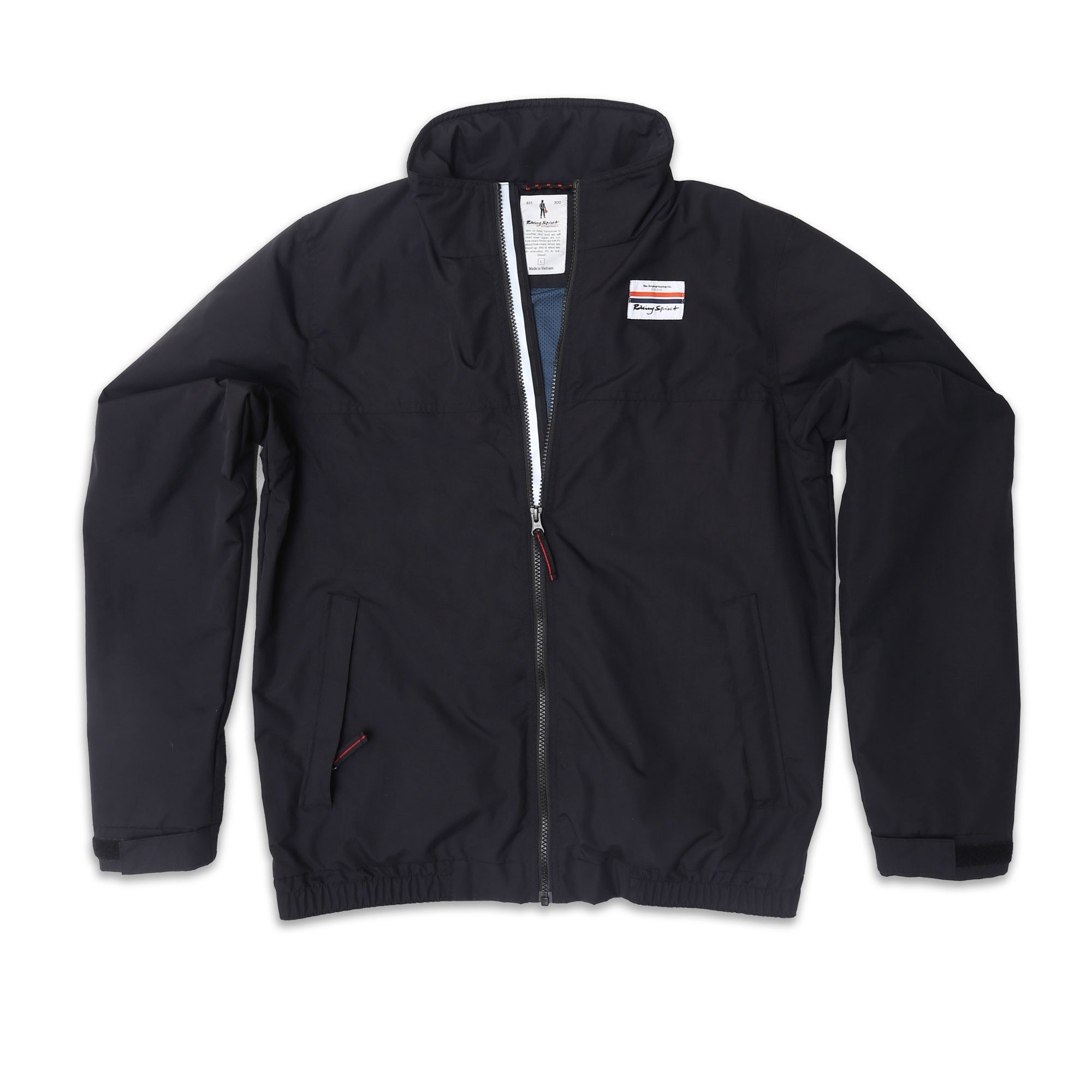 Racing Spirit Patch Jacket