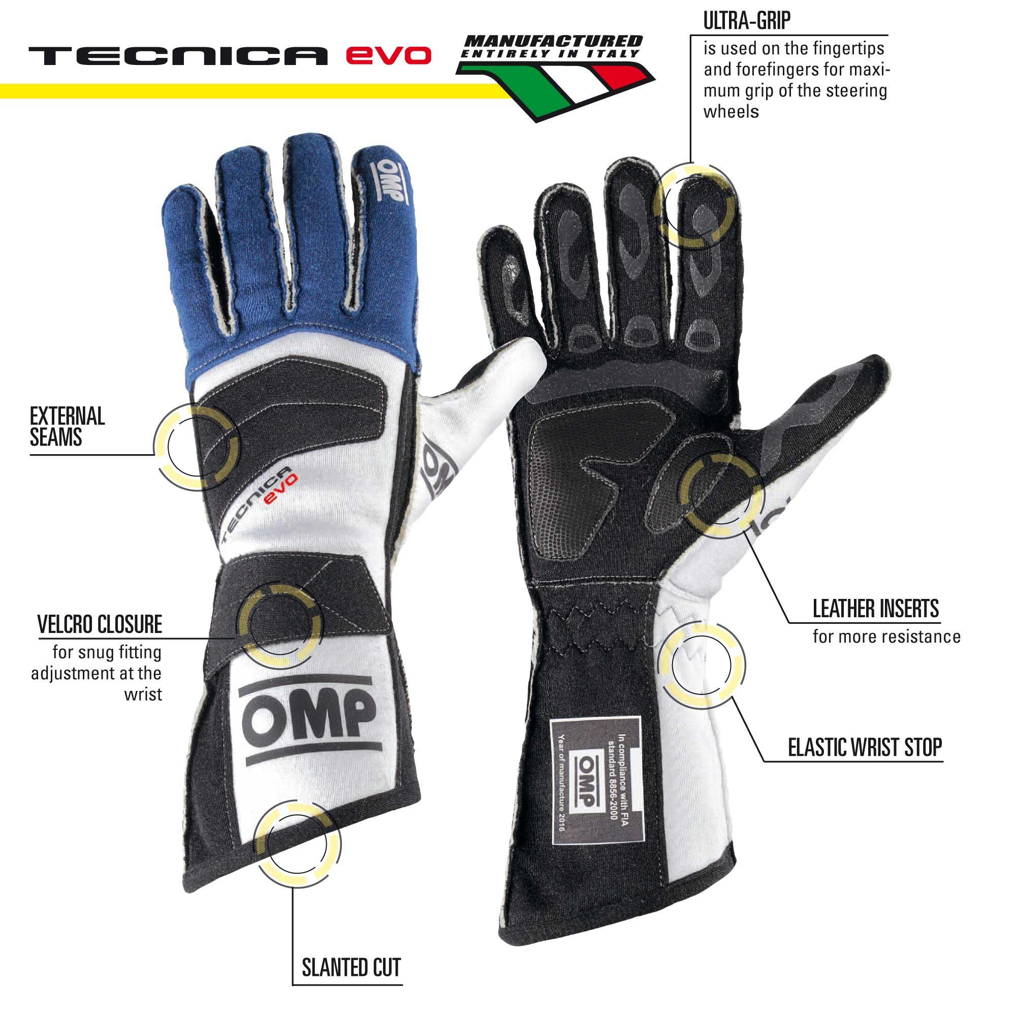 TECNICA EVO Gloves
