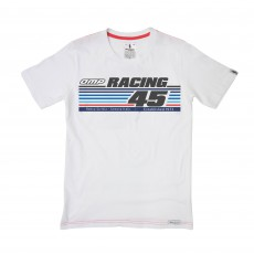 RACING TEE - white
