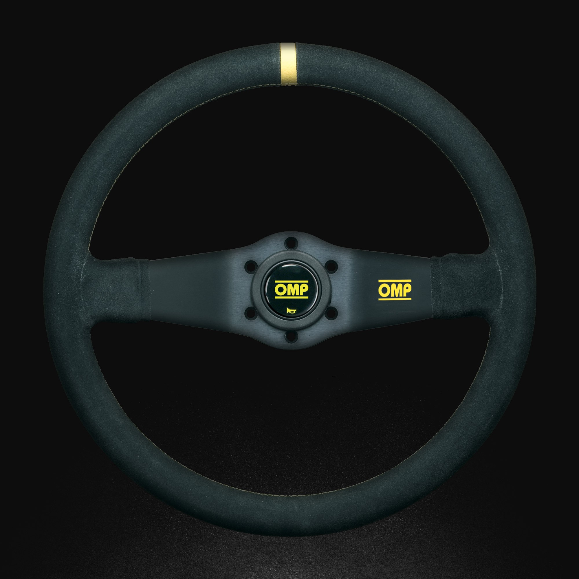 Racing steering wheel - RALLY SCAMOSCIATO