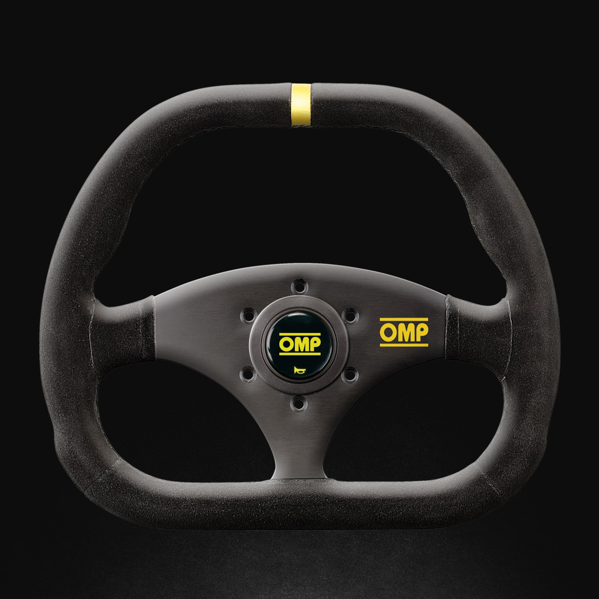 Racing steering wheel - KUBIK