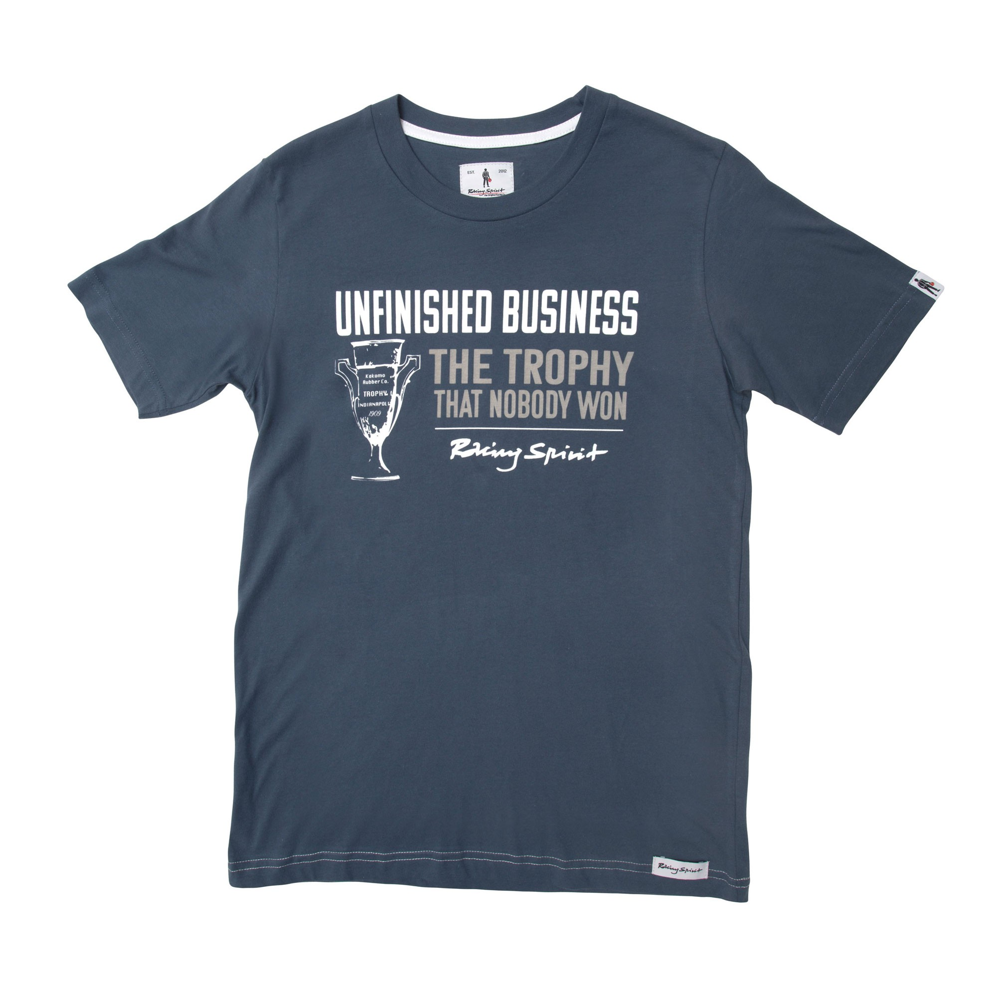 Unfinished Business Tee