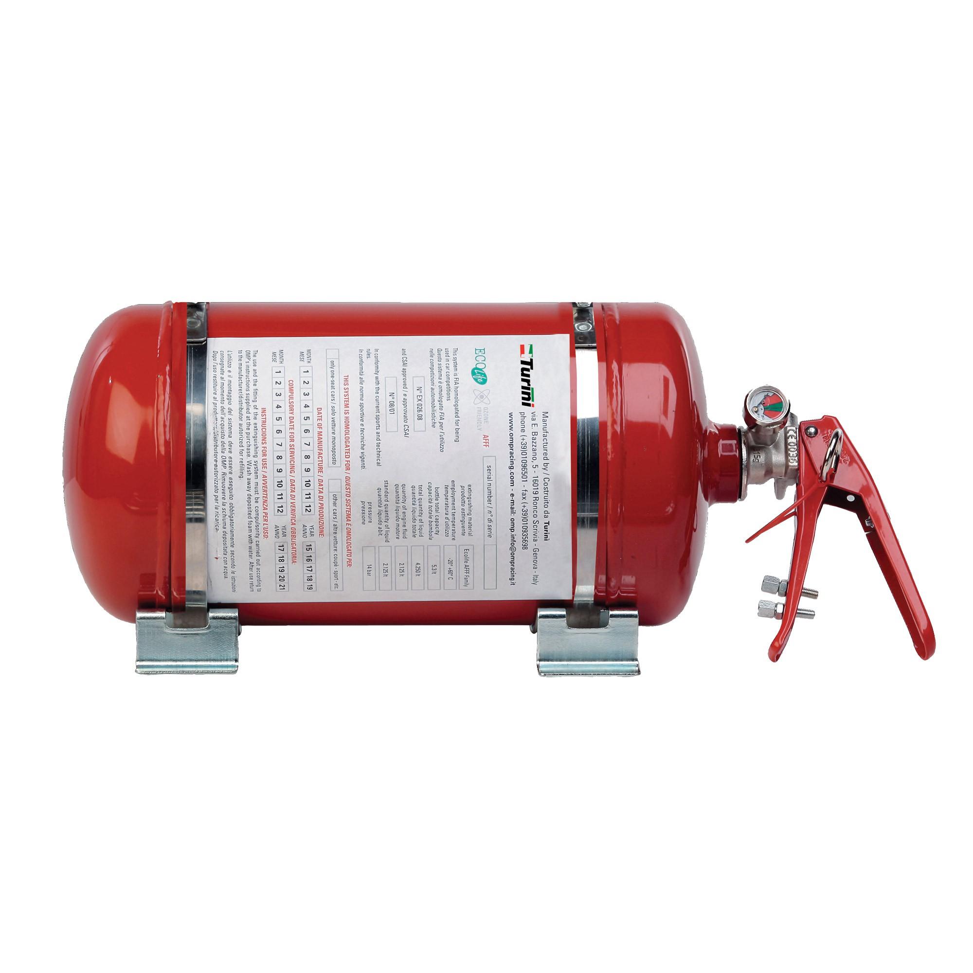 OMP Sport Extinguishing System