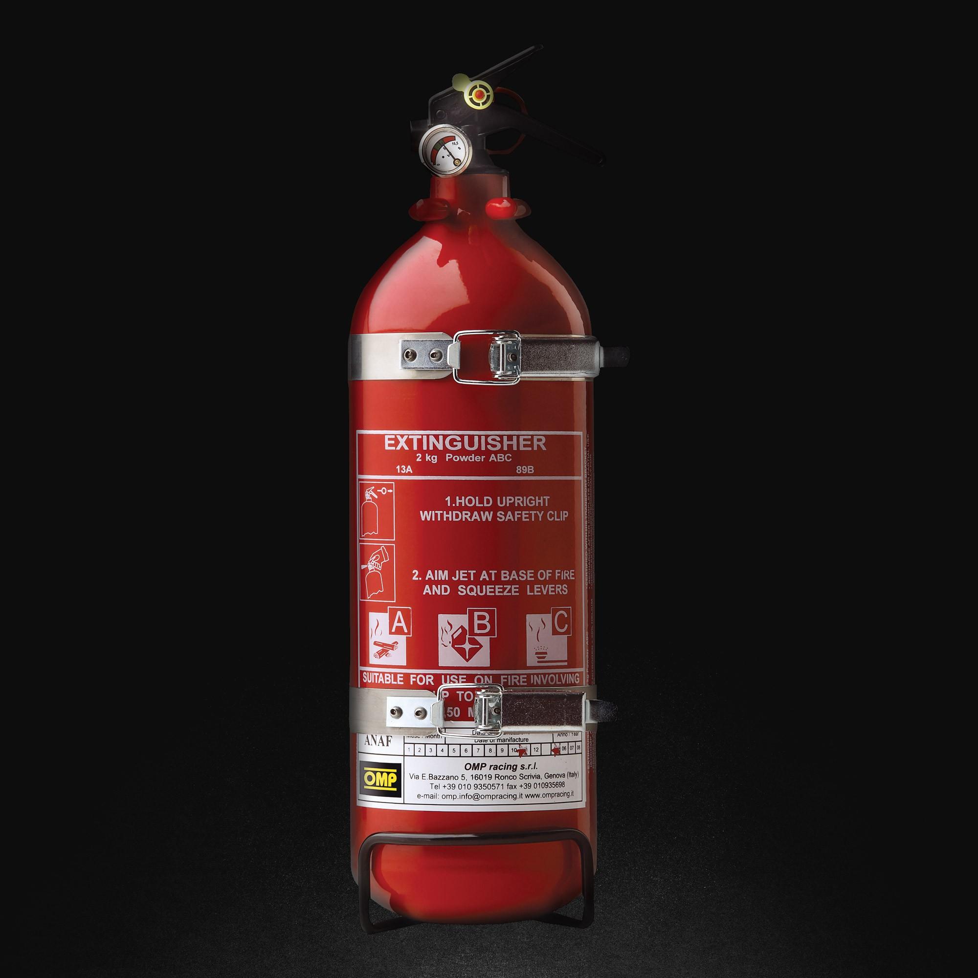 Car fire extinguisher - CAB/316