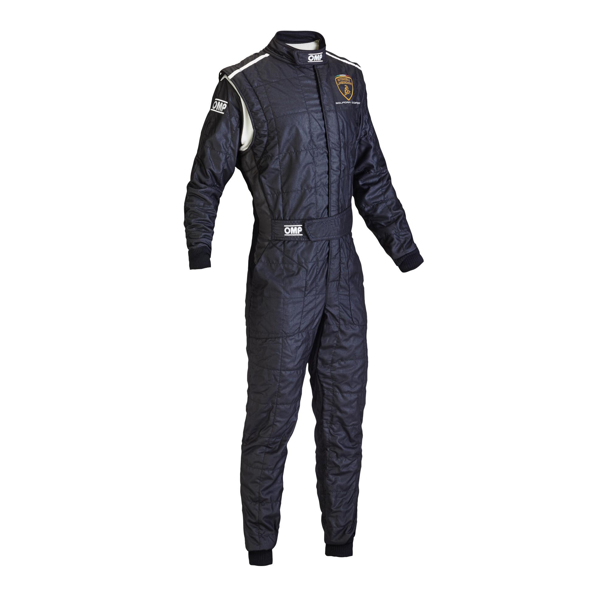 ONE-S Suit OMP AUTOMOBILI LAMBORGHINI