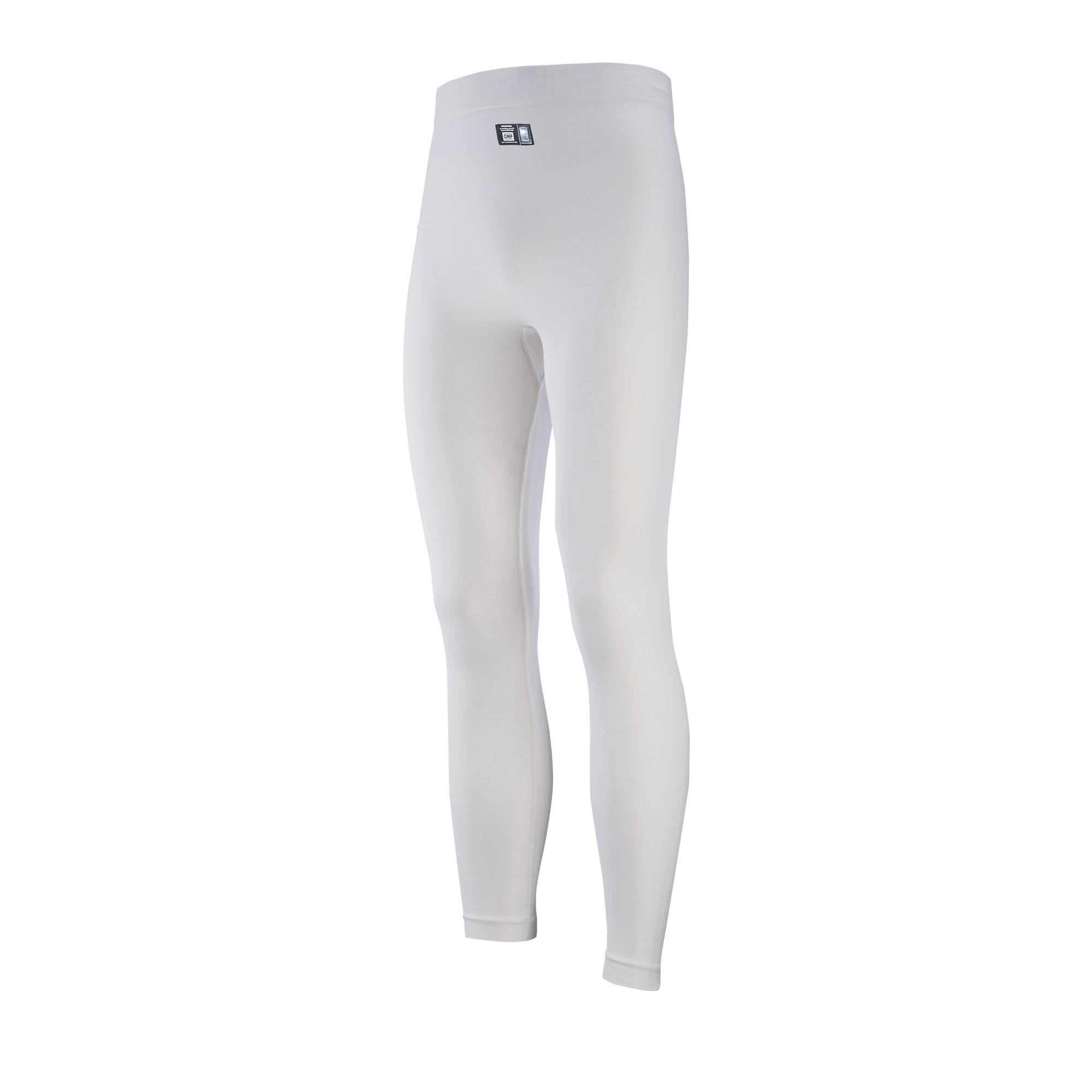 Racing underwear - ONE LONG JOHNS - WHITE VERSION