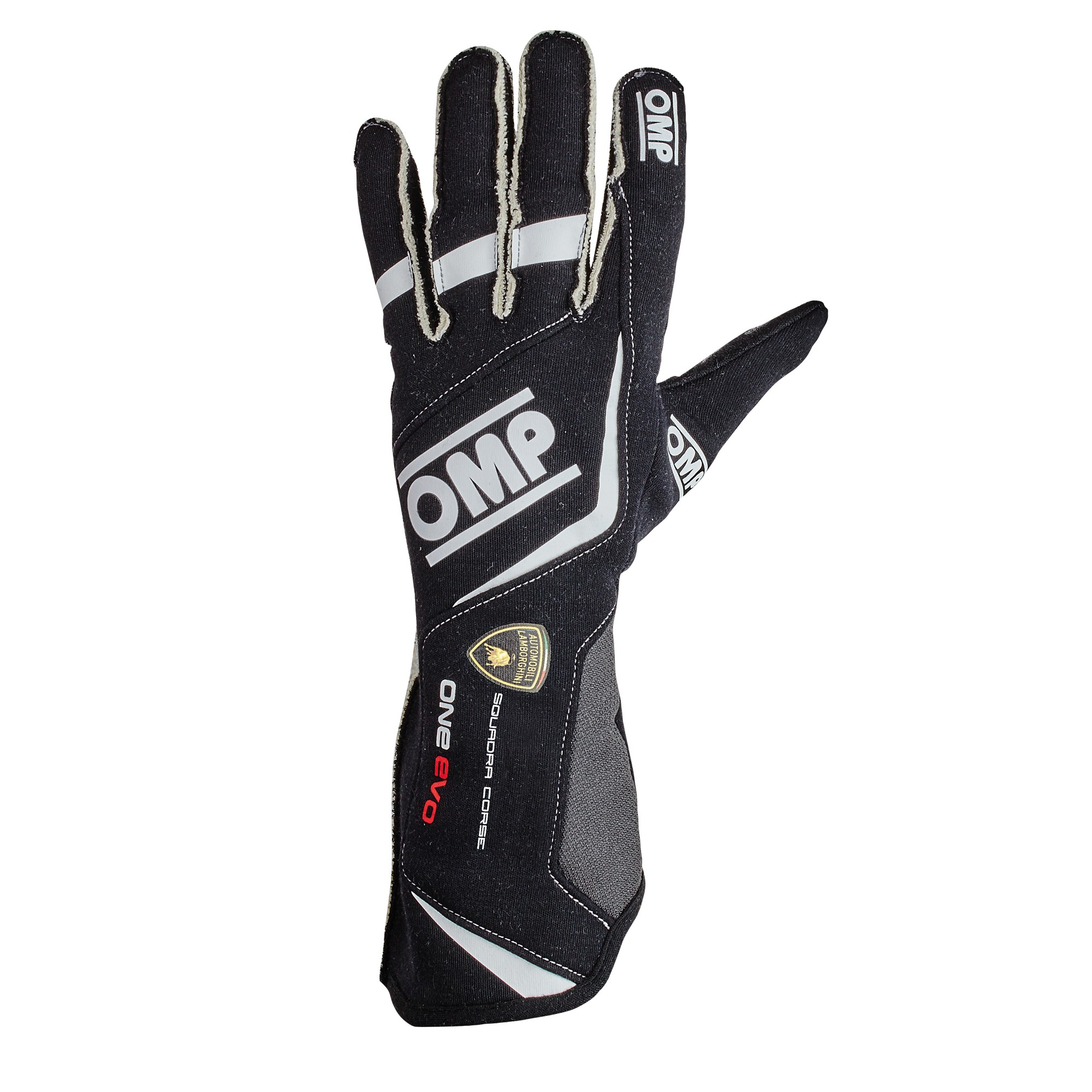 ONE Evo Gloves OMP AUTOMOBILI LAMBORGHINI