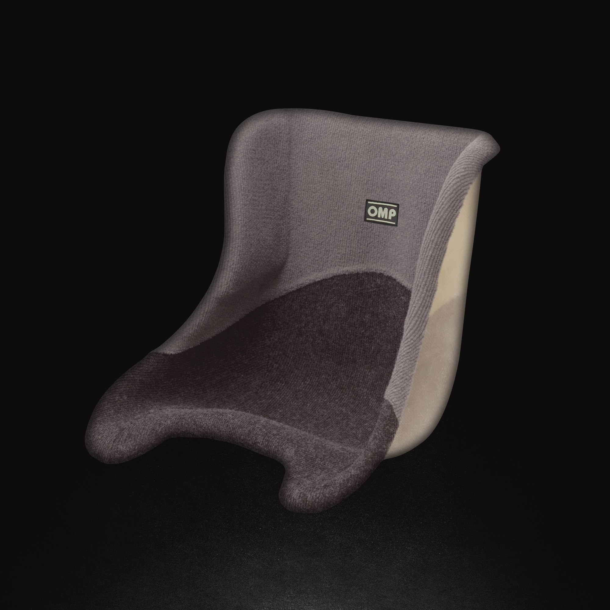 Fiberglass kart seat - KK05031