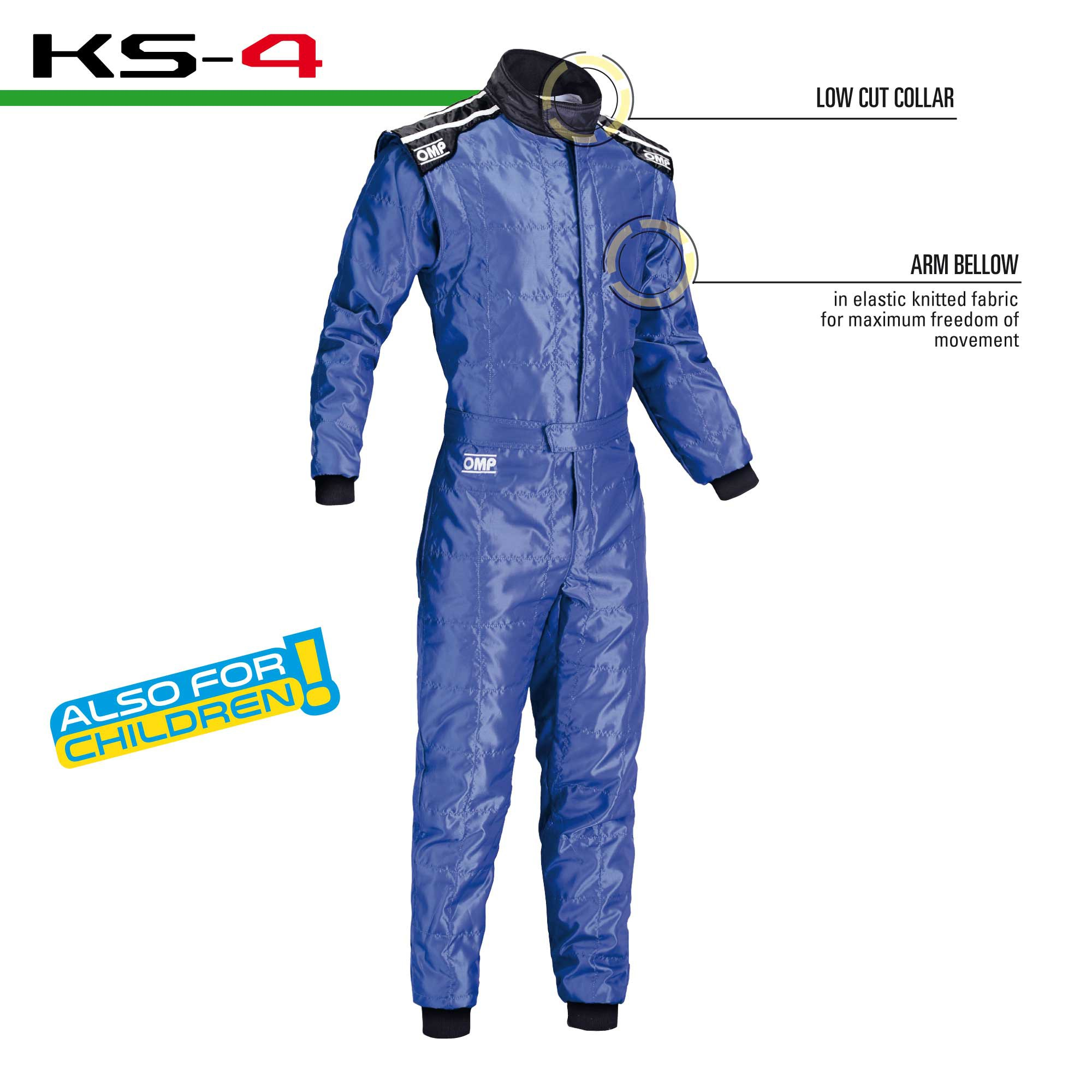 Resistant karting suits - KS-4 SUIT