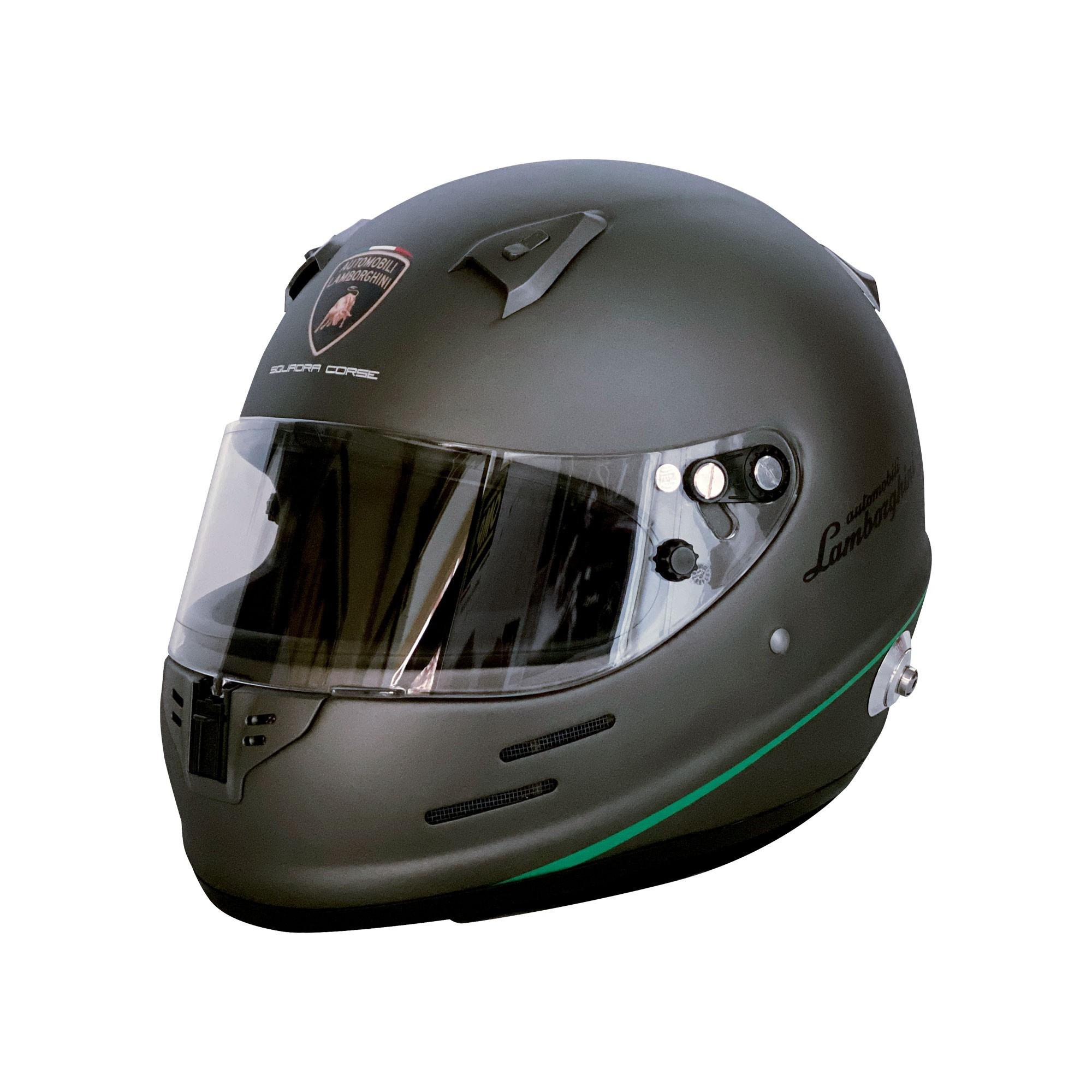 GP8 EVO Helmet Lamborghini Collection