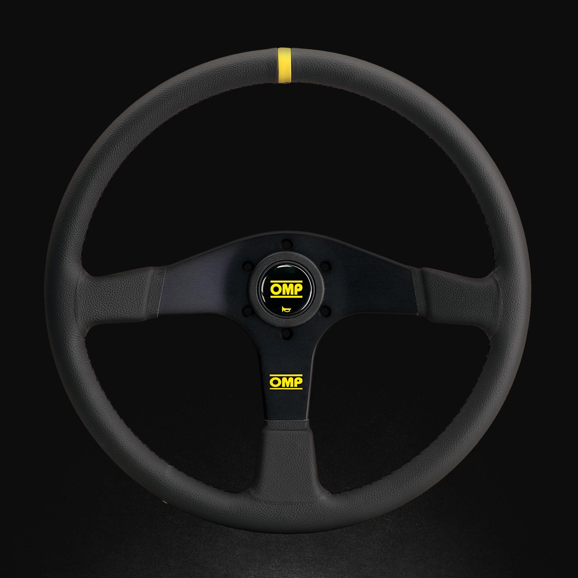 Racing steering wheel - VELOCITA' 380 LISCIO