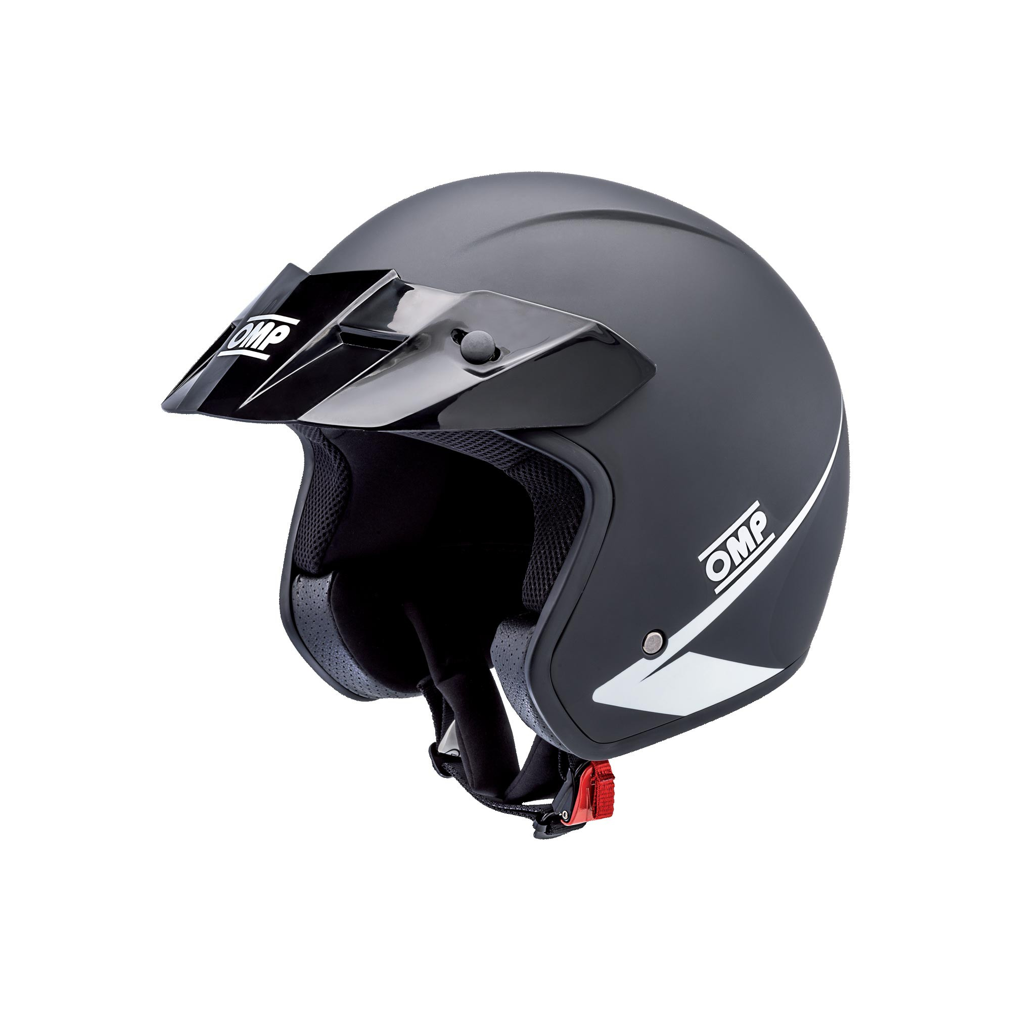 Open face helmet - STAR