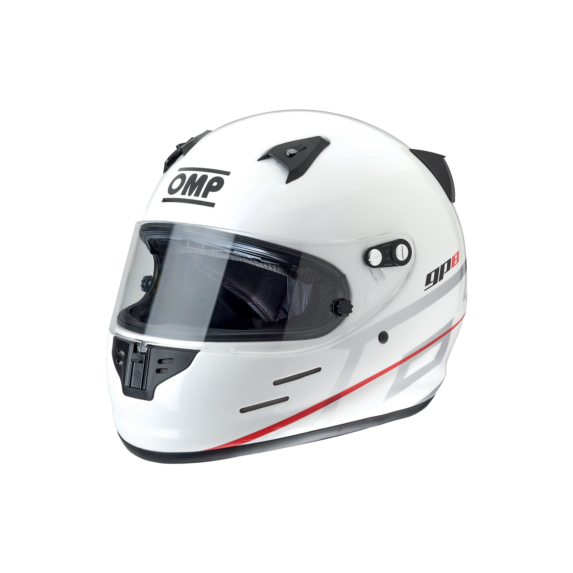 Full face karting helmet - GP 8K