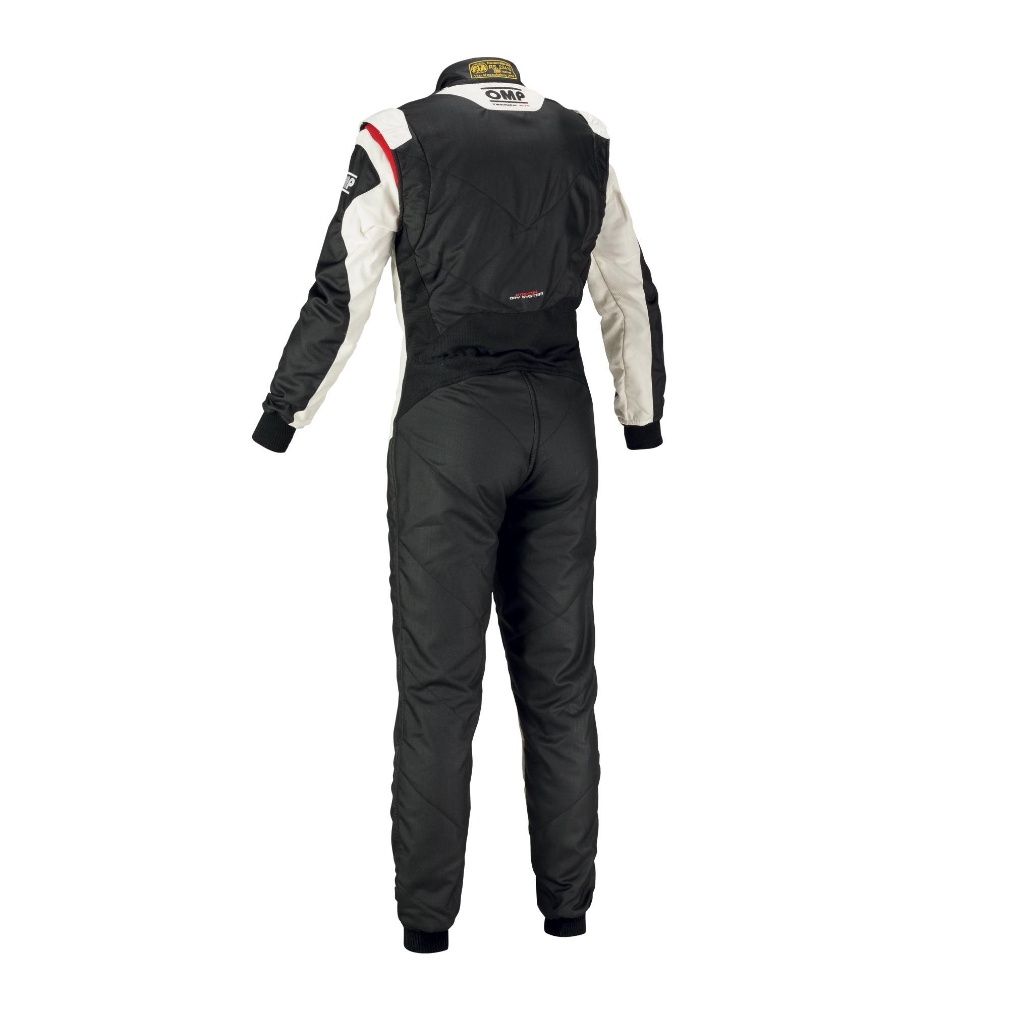 Race Car Jackets >> TECNICA EVO SUIT MY2018 - Racing suit   OMP Racing