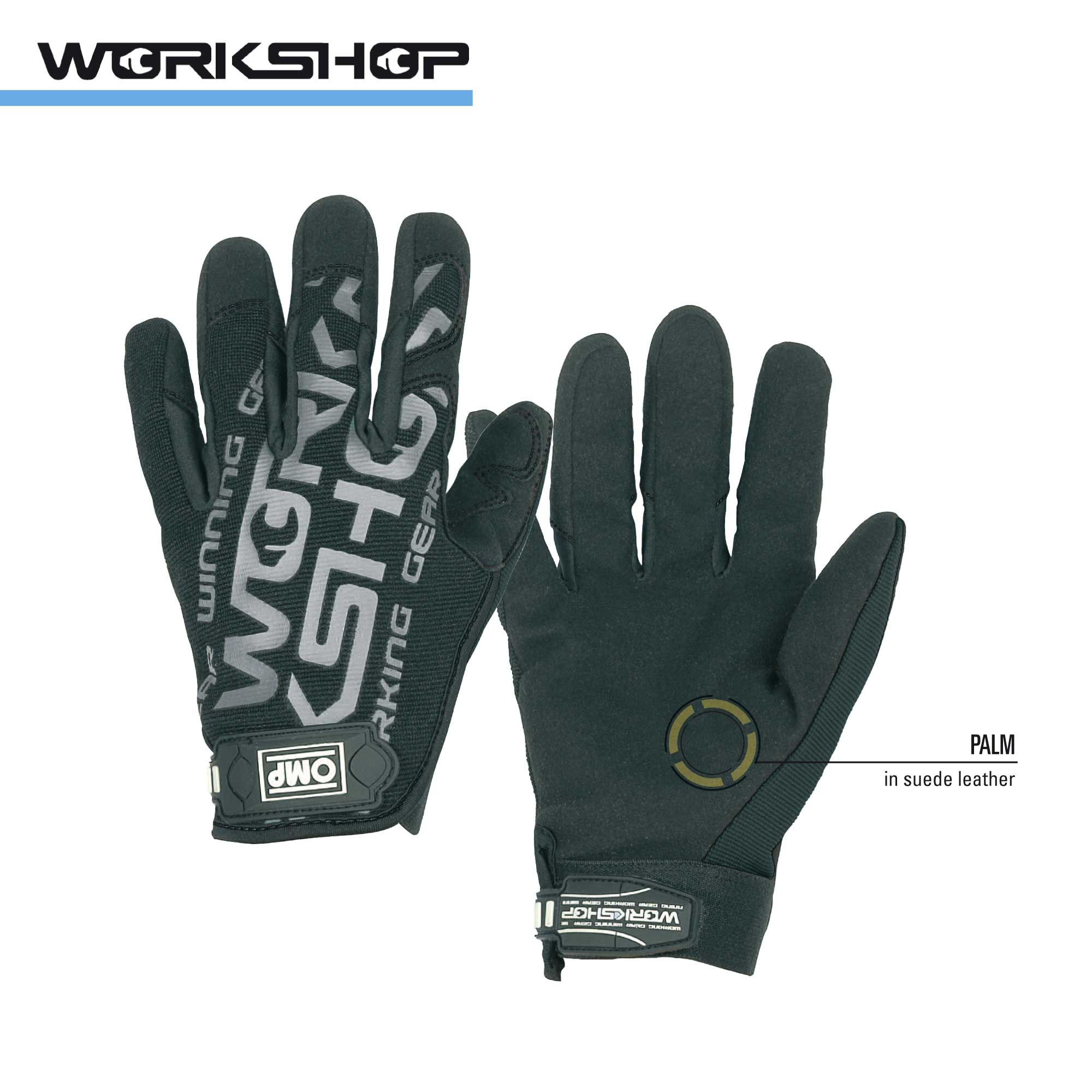 Mechanic gloves - WORKSHOP GLOVES